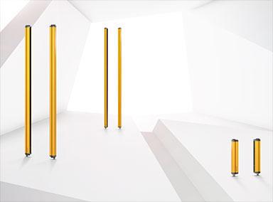 Опто-электронные защитные устройства/завесы